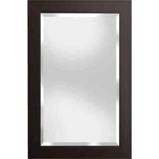Renin Austin Black 24 In. W x 36 In. H Vanity Mirror
