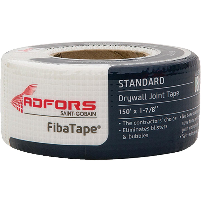 FibaTape 1-7/8 In. x 150 Ft. White Self-Adhesive Joint Drywall Tape Image 1