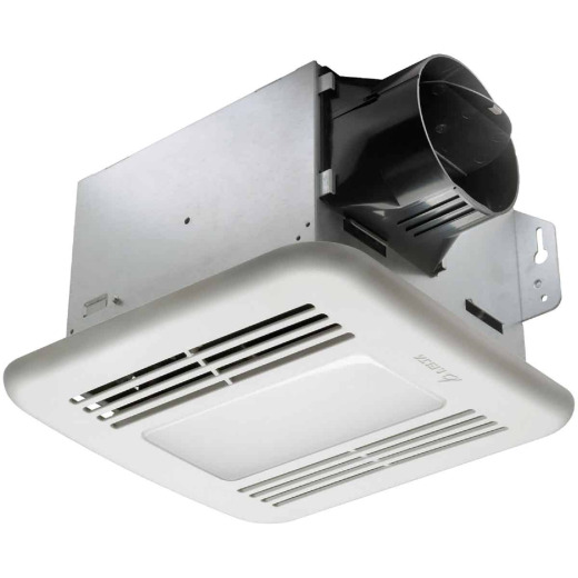Delta BreezIntegrity 50 CFM 0.7 Sones Bath Exhaust Fan