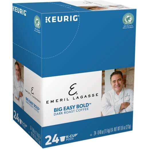 Keurig Emeril Big Easy Bold Coffee K-Cup (24-Pack)