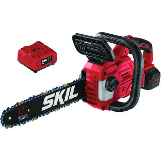 SKIL PWRCore 12 In. 20V Brushless Chainsaw