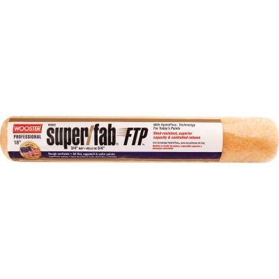 Wooster Super/Fab FTP 18 In. x 3/4 In. Knit Fabric Roller Cover